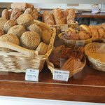 Some breads (all gluten-free of course!)