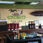 Coconut's Fish Cafe Foto