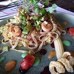 Pad thai - sabor suave