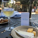 Wine and cheese on fridays!