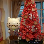Hello Kitty Xmas tree - super cute!