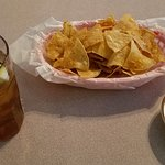 Tea, Chips, and Salsa