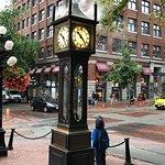 Photo of Steam Clock