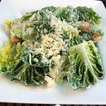 Superb Caesar salad.