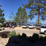 View of Lake Tahoe from Superior Lake Room