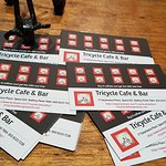 Our loyalty cards
