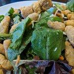 Crawfish BLT Salad