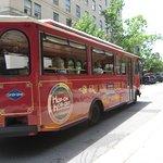 Foto di Gray Line Trolley Tours