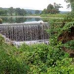 Waterfall at Taliesin
