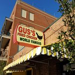 Front of Gus's