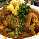 The star of the joint: The Fish Head curry