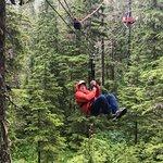 Alaska Canopy Adventures ภาพถ่าย