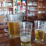Cerveza cruda