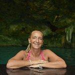 Foto van Cenotes Dos Ojos