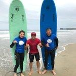 Bild från Pacific Surf School