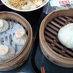 Shrimp Pork Shao Mai & Pork bun