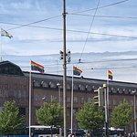 Photo de Gare centrale d'Helsinki (Rautatieasema)