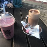 Foto de Chocolate Fish Cafe