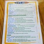 Surf's Up menu page #2