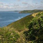 Great views along the coast