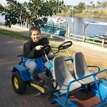 Foto de Yarkon River and Park Hayarkon