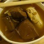 stinky tofu & duck blood