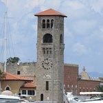 dzwonnica rodyjskiej katedry