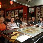 Birthday family dinner