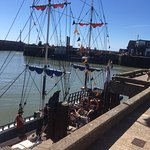 Bridlington Pirate Ship照片