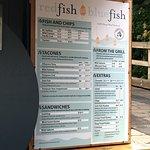 Foto van Red Fish Blue Fish
