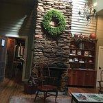 The lobby area of the Inn!!