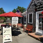Caffe Gelato Bertini at 46 South St., South Yarmouth MA