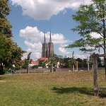 Foto de Ostrow Tumski - (Cathedral Island)