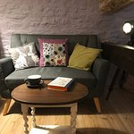 Our secret upstairs lounge