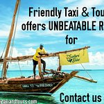 Friendly Taxi & Tours Foto