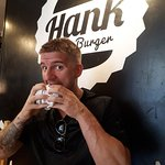 Photo of Hank Burger