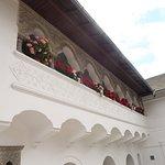 シナイア僧院の写真
