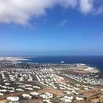 Views of Playa Blanca