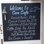 Porthgwarra Cove Cafe