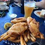 Halibut Fish & Chips