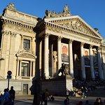 Photo of La Bourse de Bruxelles