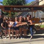 Foto Milwaukee Pedal Tavern