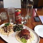 Beef & Pork Tacos