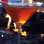 A Maple Manhattan from Ogden's Lobby Bar