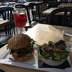 Foto de Burger Bar Crescent