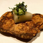 Menu and dishes at restaurant Bieberbau