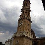 Torre de la Seo del Salvador