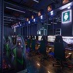 Интерьер F5 центра киберспорта на Выхино