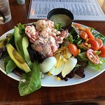 Don't miss this lobster cobb salad.