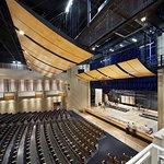 Seabrook Auditorium Stage